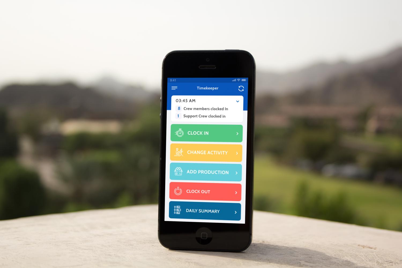 HeavyConnect mobile app